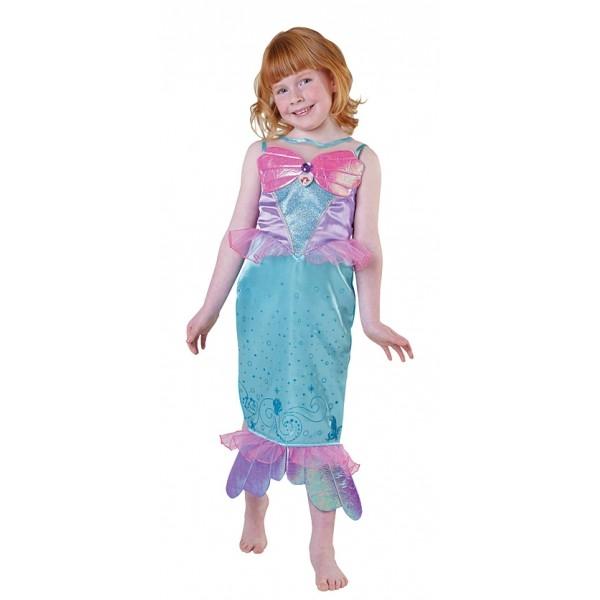 Kostým Ariel - Malá mořská víla - LD 7 - 8 roků