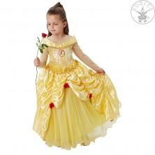 Kráska Premium - dětský luxusní kostým