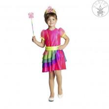 Kostým duhová princezna