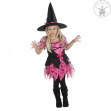 HEXE pink - růžová čarodějnice