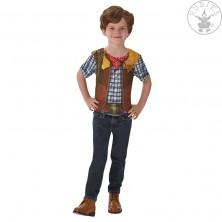Dětské tričko - kovboj