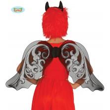 Černá křídla 59 cm