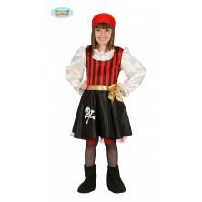 Pirátka - kostým pro děti
