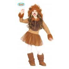 Lvice - dětský kostým
