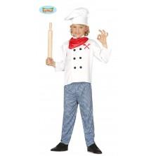Kuchař - dětský kostým