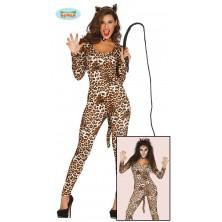 Leopard - dámský kostým