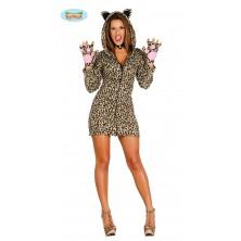 Leopardí kostým