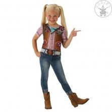 Dětské tričko - kovbojka