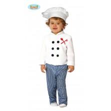 Kuchař - kostým pro nejmenší