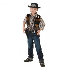 Šerifská vesta dětská