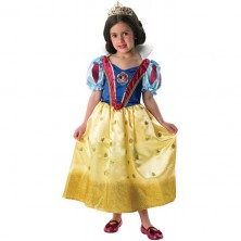 Sněhurka - kostým na karneval