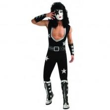 KISS Deluxe The Starchild- licenční kostým