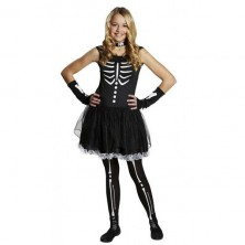 Kostým Teenie Skelett