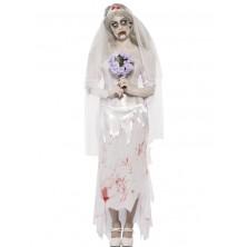 Kostým zombie nevěsty