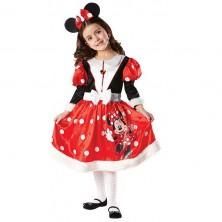 Minnie Mouse Winter Wonde - licenční kostým