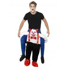 Kostým klauna únosce