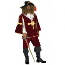 Mušketýr  - kostým