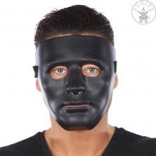 Maska černá Rubies
