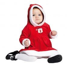 Dětský kostým Miss Santa