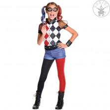 Harley Quinn dětský kostým