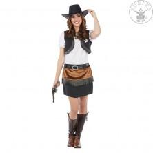Kostým sexy šerifka