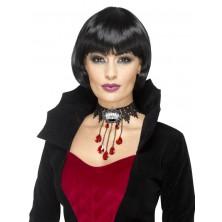 Gothic dámský náhrdelník