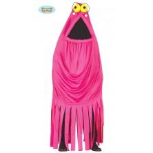 MONSTER FUCHSIA - kostým