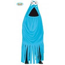MONSTER BLUE - kostým
