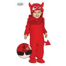 Ďáblík - kostým