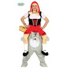 Karkulka na vlkovi - kostým