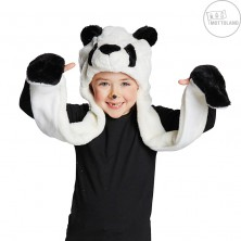 Panda - čepice