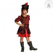Malá pirátka - kostým