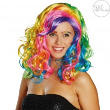 Rainbow - dámská paruka