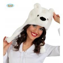 Čepice lední medvěd