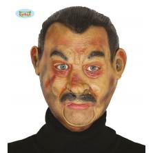 Maska muž s knírem