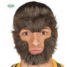 Opice - vlasová maska