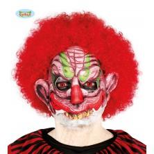 Polomaska klaun-teror