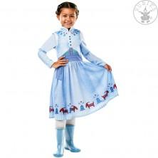 Kostým princezna Anna - Vánoce s Olafem