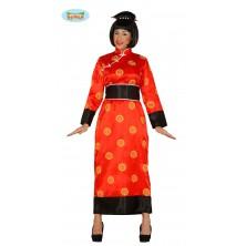 Číňanka - kostým