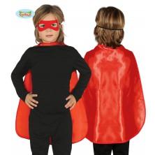 Červený dětský plášť 55 cm