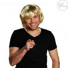 Pánská paruka Brand blond