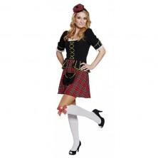 Skotka - kostým nový