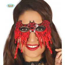 Krvavá maska s netopýrem