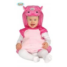 BABY HIPPO - kostým hrošík