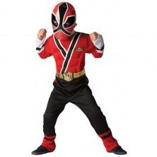 Red Ranger Muscle Chest - Samurai