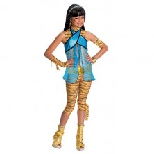 Cleo de Nile - kostým Monster High - L 8 - 10 roků
