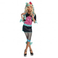 Lagoona Blue - kostým Monster High - L 8 - 10 roků