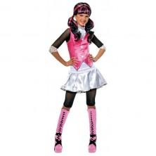 Draculaura - kostým Monster High - licenční kostým