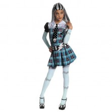 Frankie Stein - kostým Monster High - licenční kostým - L 8 - 10 roků