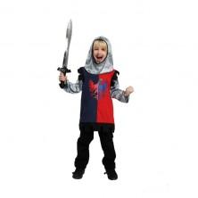 Kostým rytíře - halena s kapucí